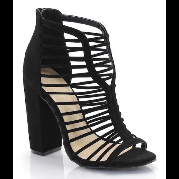 2bb9ae10899e Kayleen Shoes - Kayleen NWOB Nordstrom Caged Block Heel Sandal